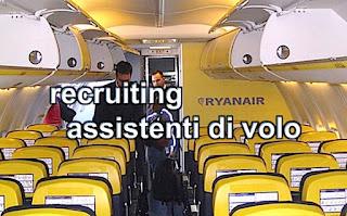 adessolavoro.com - date recruiting assistenti di volo