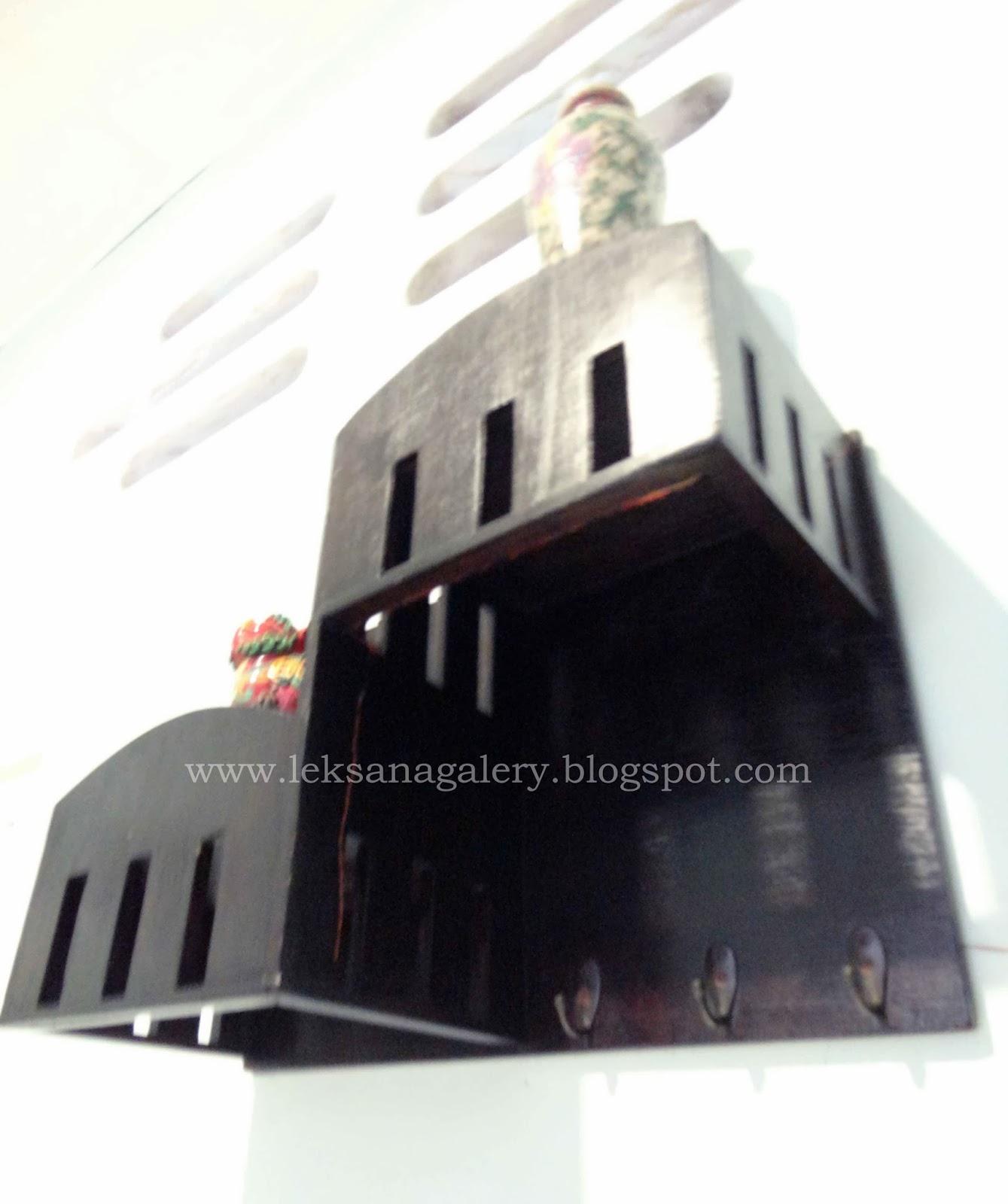 Esprit Art Deco Com leksana gallery : kapstok/tempat kunci art deco
