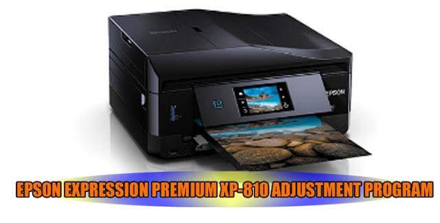 EPSON EXPRESSION PREMIUM XP-821 PRINTER
