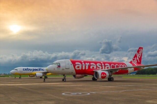 Cebu Pacific and AirAsia adjusts domestic schedules following declaration of MECQ