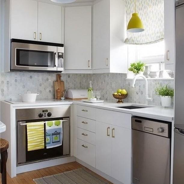 posisi jendela dapur minimalis cantik