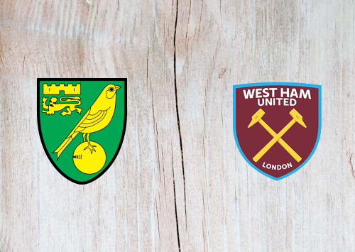 Norwich City vs West Ham United -Highlights 11 July 2020