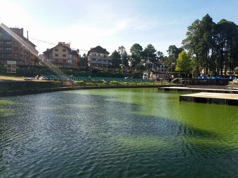 Lago Joaquina Rita Bier - Gramado - RS