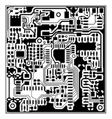 DSO pcb layout