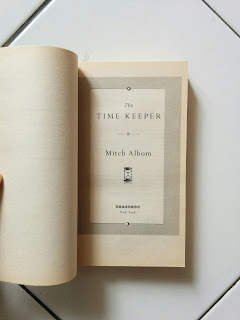 The Time Keeper a novel