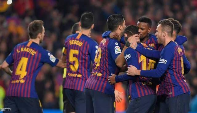 برشلونة يسعى لحسم صفقة جديدة