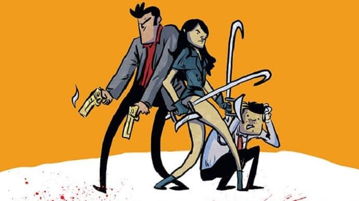 Экранизацию комикса Kill Them All может снять режиссёр «Скайуокер. Восход»