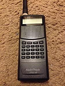 Radio Shack Scanner