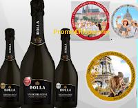 Logo Concorso '' La vita è Bolla . Brindisi Speciali'' : in palio weekend famiglia, amore e amicizia
