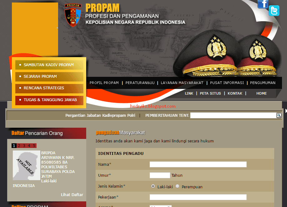 Cara Melaporkan Penipuan Online Ke Polisi Dan Bank Untuk Cuitan