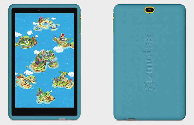 Verizon launches GizmoTab tablet