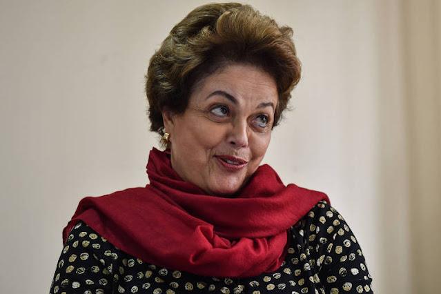 Dilma Rousseff trouxe nosso exemplo no post mensal de Matemática!