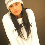 Andrea Rincon, Selena Spice Galeria 19: Buso Blanco y Jean Negro, Estilo Rapero Foto 51