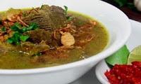 Resep Masakan Soto Daging Madura Sedap