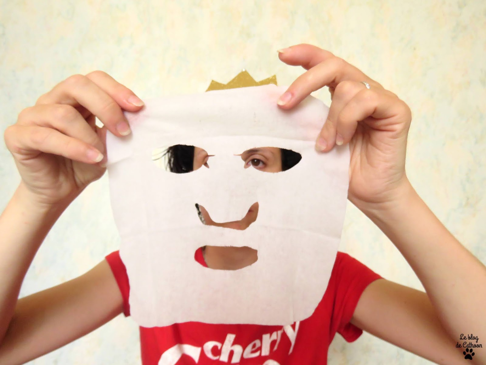 Masque Visage 1 minute - Lotus - 14 masques Tissu - Sephora