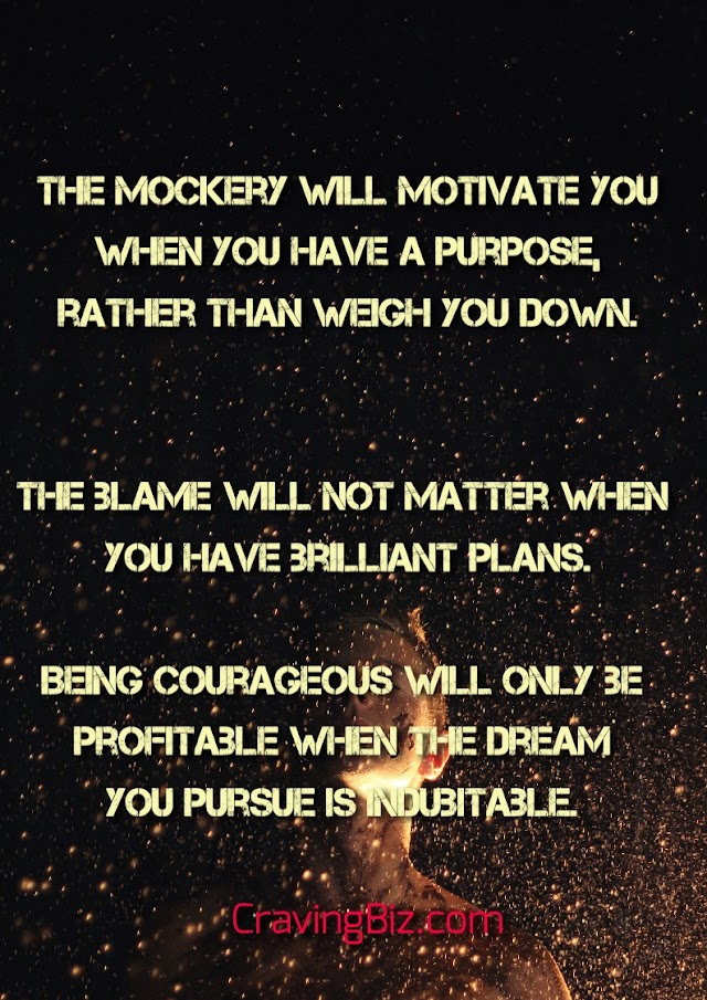Motivation Quote For The Day