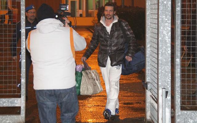 Arrestato ex calciatore di Serie A