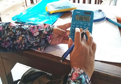 Casio Colorful Calculator Bikin Nggak Jenuh Menghitung Setoran Pajak