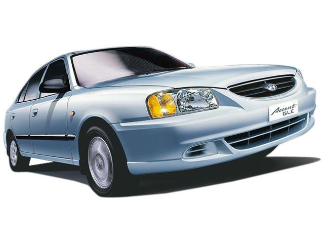 Hyundai Accent Executive CNG Images