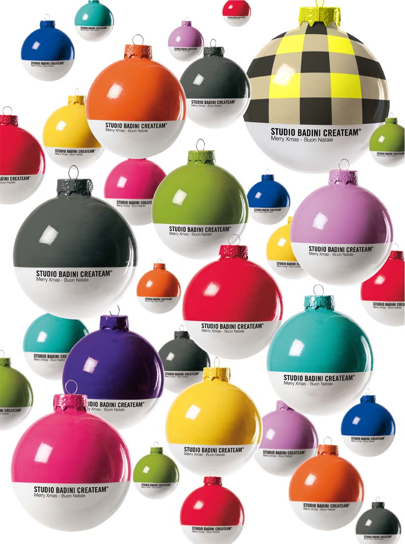 Pantone Christmas Ornaments Pantone Christmas Ornaments House Beautiful House Beautiful
