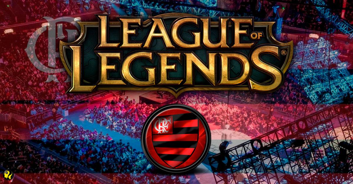 Flamengo inicia inscrições para seletiva de League of Legends 2018