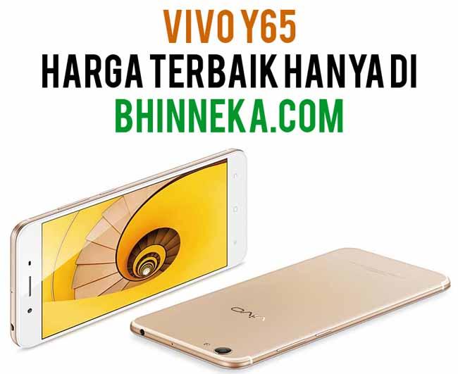 Review Produk Handphone Vivo Y65 Lengkap Beserta Kelebihan dan Kelemahan