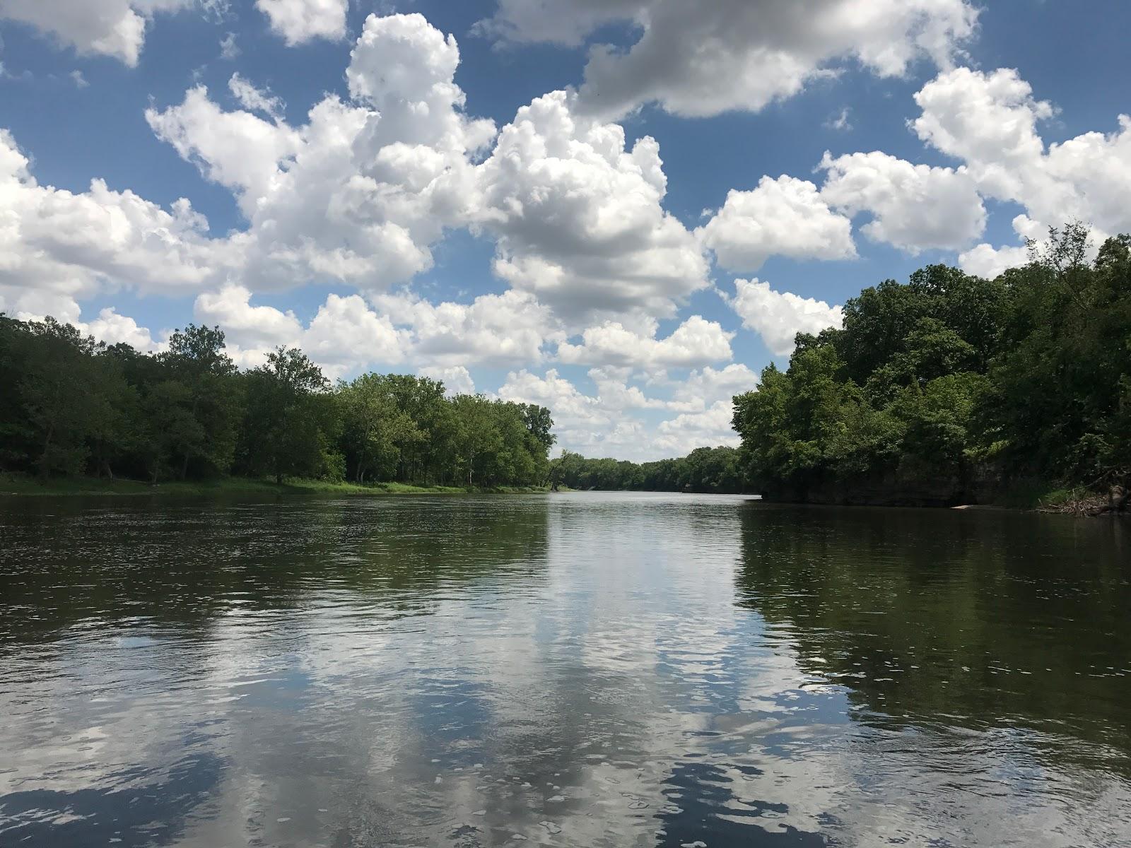 August Big River Fly Fishing - Big river