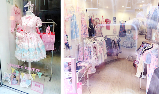 Summer events 2015 — Day 1: Angelic Pretty pop-up shop opening