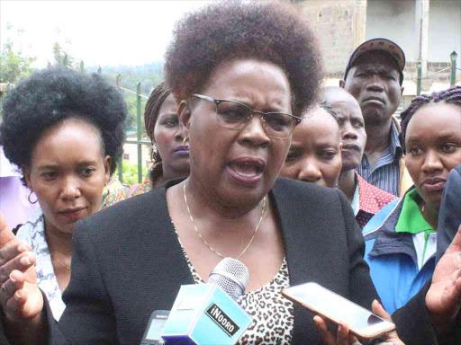 Kandara MP Alice Wahome photos