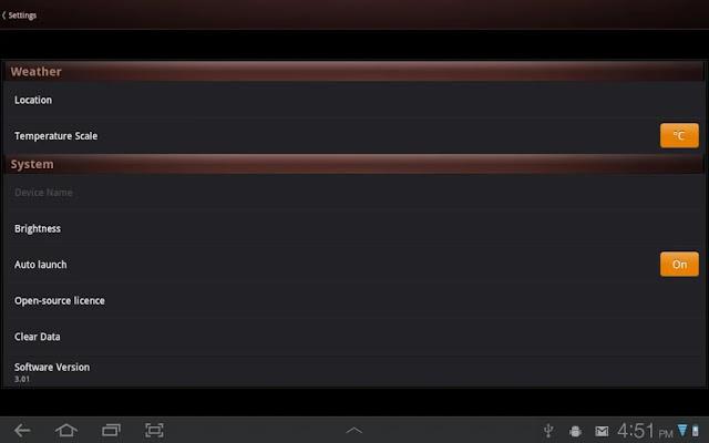 Screenshot Samsung Wireless Audio Dock - Apcoid
