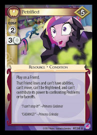 My Little Pony Petrified Seaquestria and Beyond CCG Card