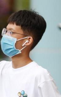 Virus terampai masuk hidung