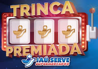 Trinca Premiada Jaú Serve Supermercados