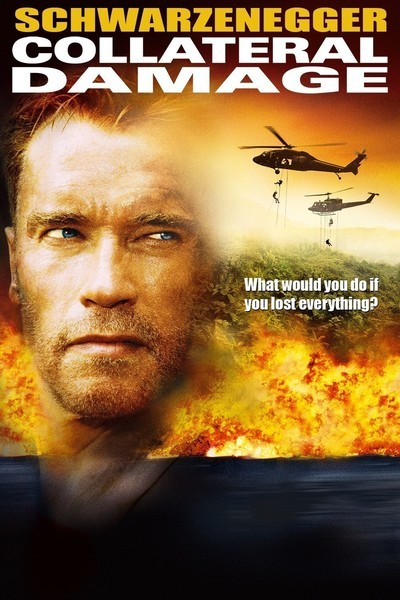 Collateral Damage (2002) คนเหล็กทวงแค้น วินาศกรรมทมิฬ