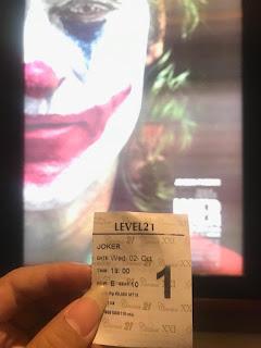 Tiket Bioskop JOKER (2019) di LEVEL21 Denpasar BALI