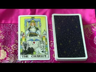 What The Chariot Card Means During A Tarot Card Reading