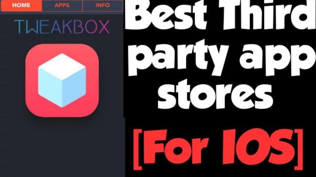 Best third party app stores for IOS 2021