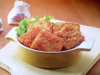 Gambar Resep Nugget Ayam Wortel