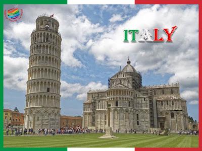 Pisa Tower - Italy