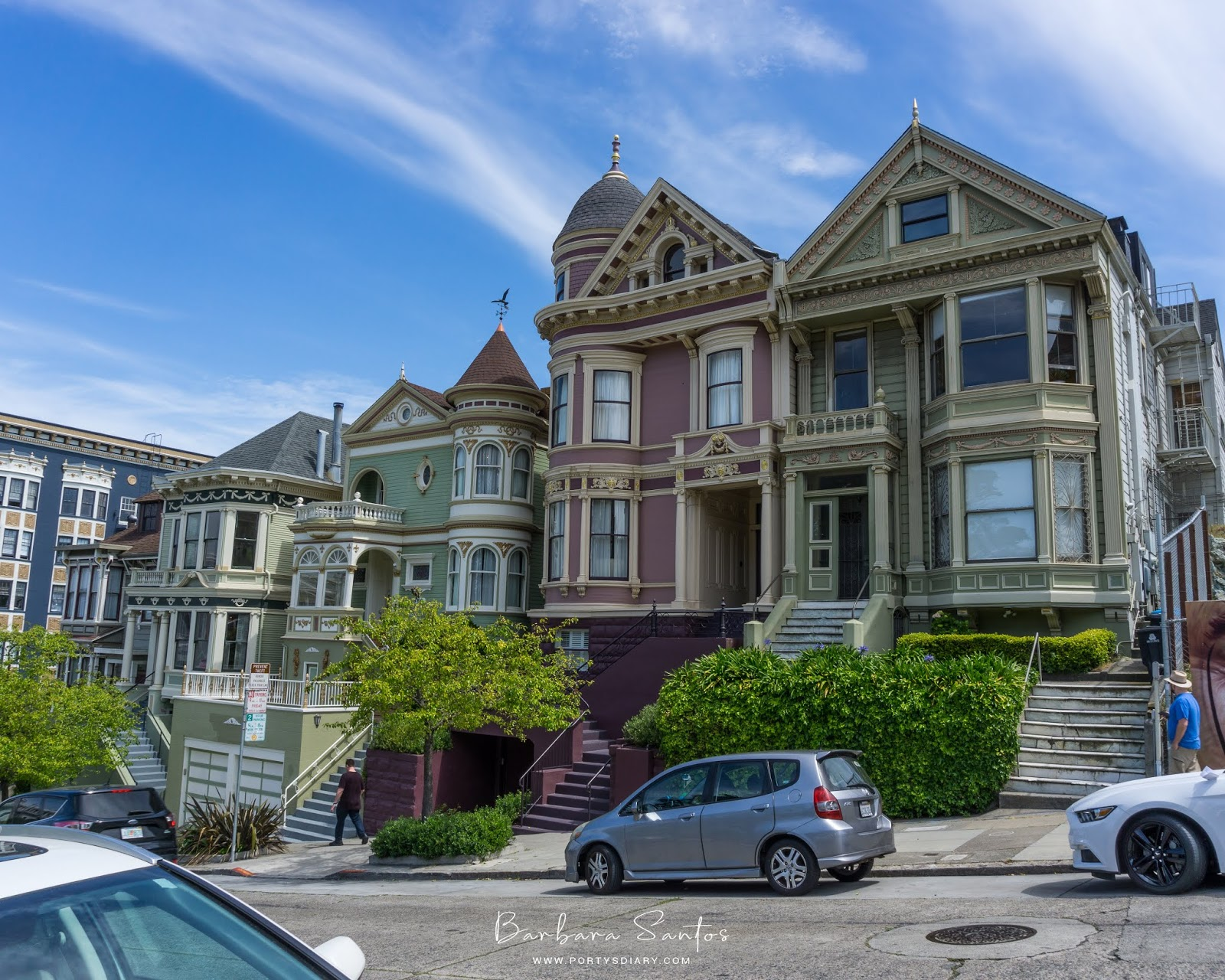 Travel - A week in San Francisco. Visiting Golden Gate Park, Ocean Beach, Coit Tower and the Painted Ladies.