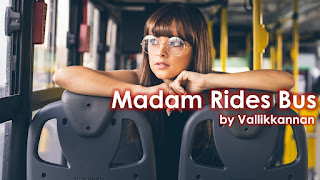 English Class 10 Madam Rides the Bus Answers, notes