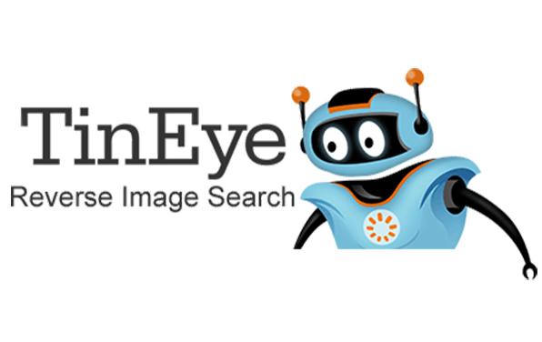 موقع Tineye لمعرفة مصدر الصورة