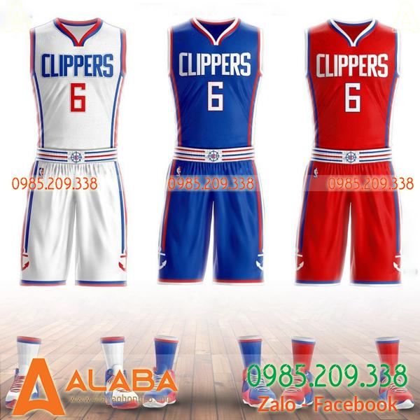 Quần áo bóng rổ tự thiết kế ưa chuộng