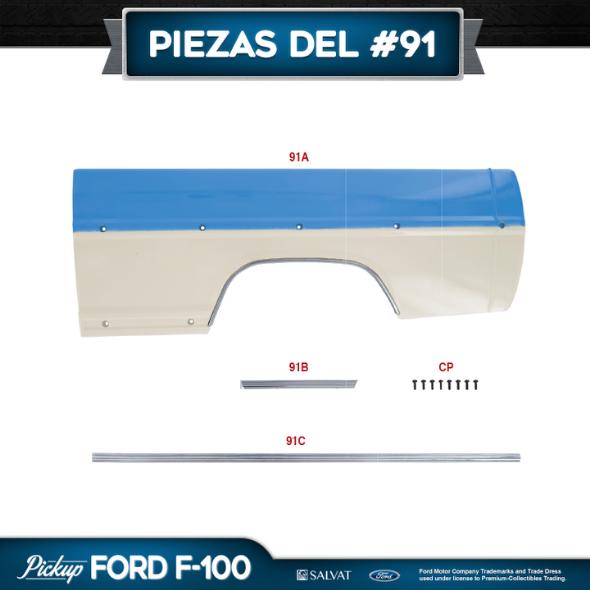 Entrega 91 Ford F-100