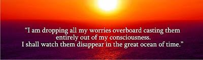 worry prayer