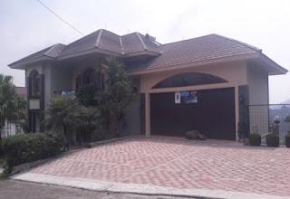 Villa Flojo Istana Bunga Lembang