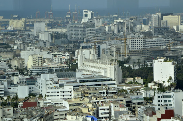 Katedra Sacré Coeur Świętego Serca w Casablance