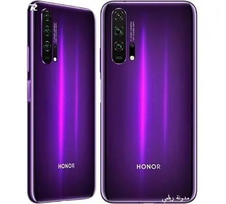 سعر ومواصفات Honor 20 pro هونر 20 برو-مميزات وعيوب هونر 20 برو