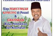 Epi Syofyan Balon Bupati/Wakil Bupati Pesisir Selatan Periode, 2020-2024. Akan Jadikan  Pessel Demokratis.