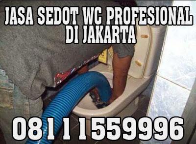 Berapakah Harga sedot wc plaing murah di Jakarta ?